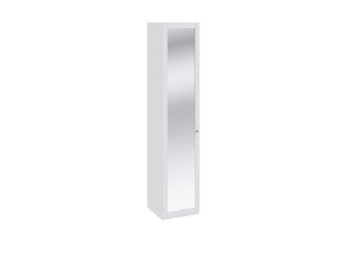 Шкаф для белья «Ривьера» (с зеркальной дверью)